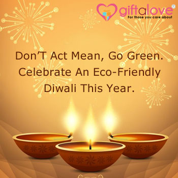 Diwali Greeting Card in English
