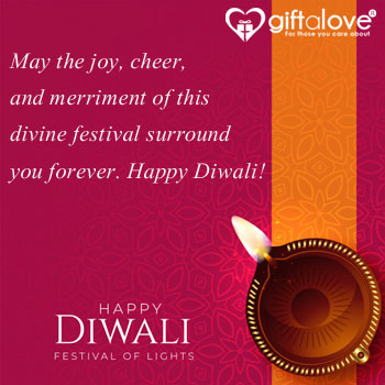 Diwali Greetings for friends