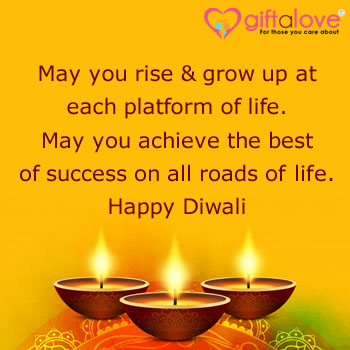 Diwali greetings for special one
