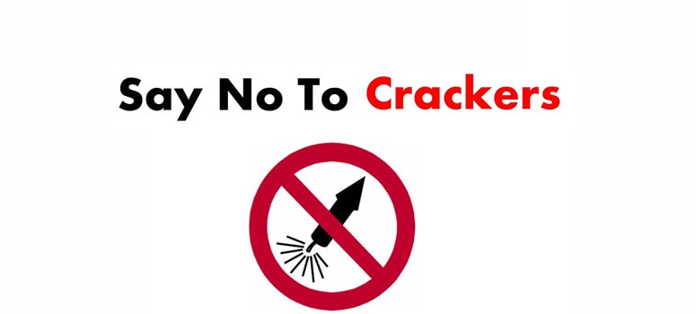 saying no to crackers
